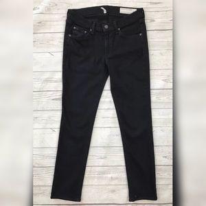 Rag & Bone Skinny Capris Crop Jeans